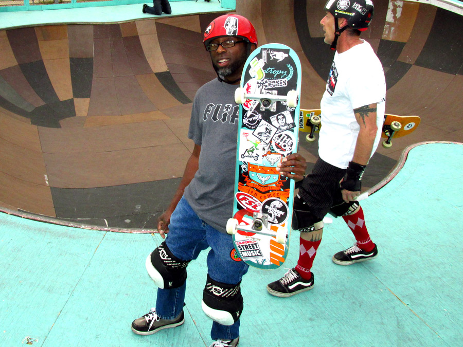 Skateboarder Anthony Armstrong is ADX and Suny a42fcb36fd9